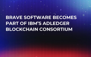 Brave Software Becomes Part of IBM's AdLedger Blockchain Consortium