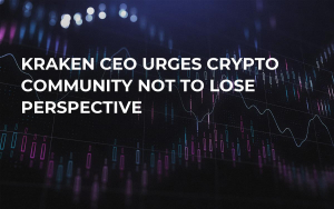 Kraken CEO Urges Crypto Community Not to Lose Perspective