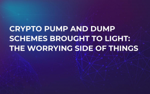 Crypto Pump and Dump Schemes Brought to Light: The Worrying Side of Things