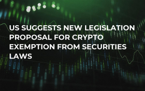 US Suggests New Legislation Proposal for Crypto Exemption from Securities Laws