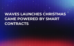 Waves Launches Christmas Game Powered by Smart Contracts