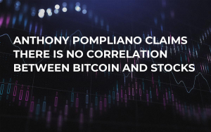 Anthony Pompliano Claims There is No Correlation Between Bitcoin and Stocks