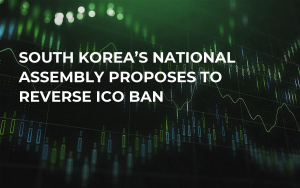 South Korea's National Assembly Proposes to Reverse ICO Ban