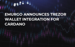 Emurgo Announces Trezor Wallet Integration for Cardano