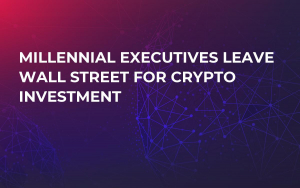 Millennial Executives Leave Wall Street For Crypto Investment