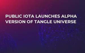 Public IOTA Launches Alpha Version of Tangle Universe