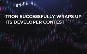 Tron Successfully Wraps Up Its Developer Contest