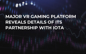 Major VR Gaming Platform Reveals Details of Its Partnership with IOTA