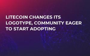 Litecoin Changes Its Logotype, Community Eager to Start Adopting