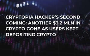 Cryptopia Hacker's Second Coming: Another $3.2 Mln in Crypto Gone As Users Kept Depositing Crypto
