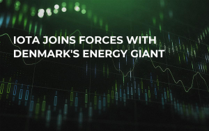 IOTA Joins Forces with Denmark's Energy Giant
