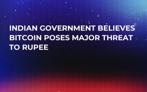 Indian Government Believes Bitcoin Poses Major Threat to Rupee