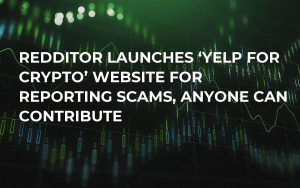 Redditor Launches 'Yelp for Crypto' Website for Reporting Scams, Anyone Can Contribute