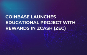 Coinbase Launches Educational Project with Rewards in Zcash (ZEC)