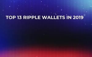 Top 13 Ripple Wallets in 2019