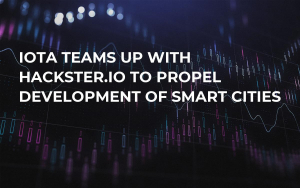IOTA Teams Up with Hackster.io to Propel Development of Smart Cities