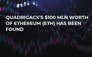 QuadrigaCX's $100 Mln Worth of Ethereum (ETH) Has Been Found