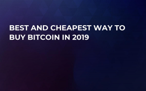 Best and Cheapest Way to Buy Bitcoin in 2019