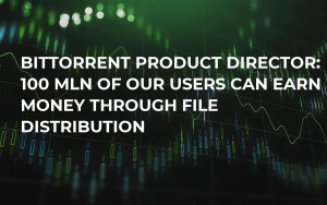 BitTorrent Product Director: 100 mln of Our Users Can Earn Money Through File Distribution