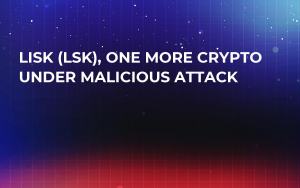 Lisk (LSK), One More Crypto Under Malicious Attack