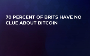 70 Percent of Brits Have No Clue About Bitcoin