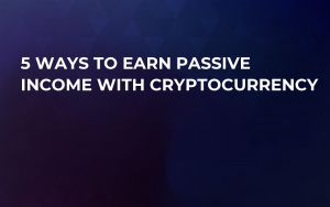 5 Ways to Earn Passive Income with Cryptocurrency