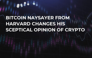 Bitcoin Naysayer from Harvard Changes His Sceptical Opinion of Crypto
