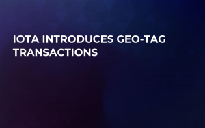 IOTA Introduces Geo-Tag Transactions