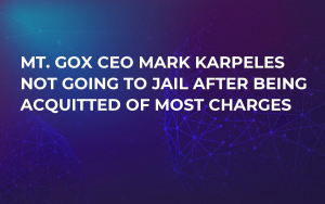 Mt. Gox CEO Mark Karpeles NOT Going to Jail After Being Acquitted of Most Charges
