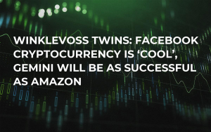 Winklevoss Twins: Facebook Cryptocurrency Is 'Cool', Gemini Will Be as Successful as Amazon