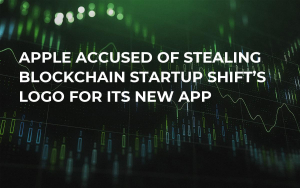 Apple Accused of Stealing Blockchain Startup Shift's Logo For Its New App