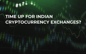 Time up for Indian Cryptocurrency Exchanges?