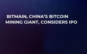 Bitmain, China's Bitcoin Mining Giant, Considers IPO