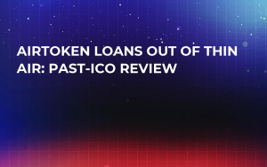 Airtoken Loans out of Thin Air: Past-ICO Review