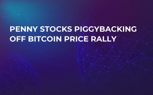 Penny Stocks Piggybacking off Bitcoin Price Rally