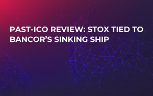 Past-ICO Review: Stox Tied to Bancor's Sinking Ship