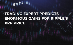 Trading Expert Predicts Enormous Gains for Ripple's XRP Price