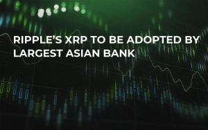Ripple's XRP to Be Adopted by Largest Asian Bank