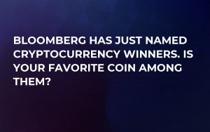 Bloomberg Has Just Named Cryptocurrency Winners. Is Your Favorite Coin Among Them?