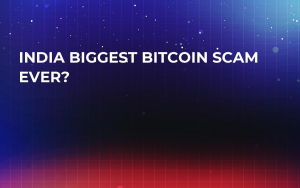India Biggest Bitcoin Scam Ever?