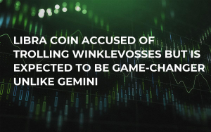 Libra Coin Accused of Trolling Winklevosses But Is Expected to Be Game-Changer Unlike Gemini
