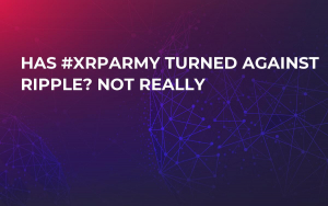 Has #XRPArmy Turned Against Ripple? Not Really