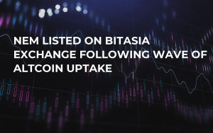 NEM Listed on BitAsia Exchange Following Wave of Altcoin Uptake