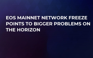 EOS Mainnet Network Freeze Points to Bigger Problems on the Horizon