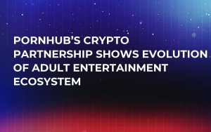 PornHub's Crypto Partnership Shows Evolution of Adult Entertainment Ecosystem