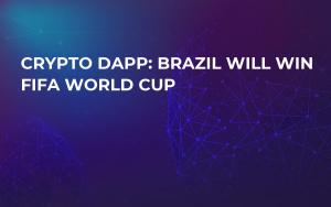 Crypto Dapp: Brazil Will Win FIFA World Cup
