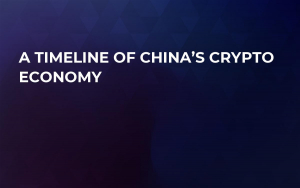 A Timeline of China's Crypto Economy