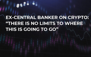 "Ex-Central Banker on Crypto: ""There is no Limits to Where This is Going to Go"""