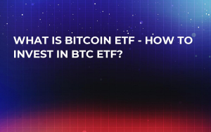 What is Bitcoin ETF - How to Invest in BTC ETF?
