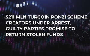 $211 Mln Turcoin Ponzi Scheme Creators Under Arrest, Guilty Parties Promise to Return Stolen Funds